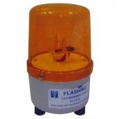 SH-L31 4顆LED小型警示燈  說明: LEDx4、閃爍 / 定光 紅 / 黃 / 藍 / 綠四種燈光供選擇 12V / 12~24V共用 / 110~220V共用