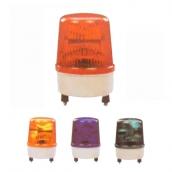 SH-L04 大型警示燈LED  說明: 燈殼直徑16公分 紅 / 黃 / 藍 / 綠 / 紫 110V / 220V / 24V / 12V