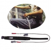SH-SB04 安全帶  說明: 小鈎 + 調節器 + 繩