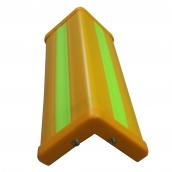 SH-PL88 螢光護墻角<br> 整體約:長90cm*9cm*9cm*厚2cm-內(包鋁)厚1mm 另有規格長:90cm/100cm/120cm