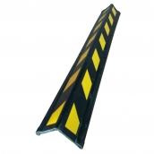 SH-R40A-BY 黑黃防撞護條  規格:主體橡膠材質反光<p>約8.8cmx8.8cmx89cm重量約2.23KG