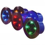 SH-DL81 太陽能不鏽鋼地燈  說明: 有多種顏色供選擇
