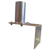 SH-PS8076L 60cm/80cm反射鏡專用壁掛管<p>用於60cm/80cm/45*60方型鏡/60*80方型鏡反射鏡固定於牆面使用<br> 整體約:管徑7.5cm/管高15cm/管座12cm*12cm;<br>底L板長21cm/寬12cm/高13cm