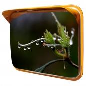SHS-Z6080 不鏽鋼方型廣角鏡<p>規格:鏡面304不鏽鋼,背板鍍鋅鋼板,L:80㎝、W:60㎝