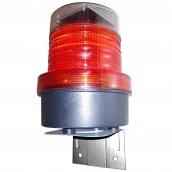 SH-SL21LHR2 LED太陽能警示哈雷燈+L固定片  說明: 太陽能供電 附L型鐵片供固定 有紅色、黃色、綠色可供選購