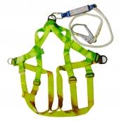 SH-SB02 降落傘型安全帶 + 緩衝包