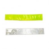SH-1094W PVC反光條警示條-白色<br> 尺寸約:22cmx3.5cm<br> 白色,有背膠黏性<br> SH-1094YG PVC反光條警示條-黃綠色<br> 尺寸約:22.5cmx3.8cm<br> 黃綠色,有背膠黏性<br>