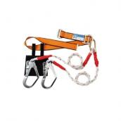 SB-08 緊身型安全帶 規格:單大鉤/双大鉤
