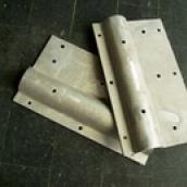 SH-622 鑄鋁九孔式路牌夾