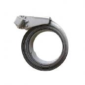 SH-640 棘輪式不鏽鋼束帶 規格:厚度0.3mm#304不鏽鋼 寬1.45cm*長120cm 可訂製長度