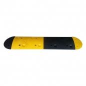 <P>規格:每片約長49.5cm *寬30cm*厚度3.5cm ( <P>收邊半圓約長14.5㎝*寬29㎝*厚度3.5㎝ ( 誤差±3% )<P>有黑黃兩種顏色