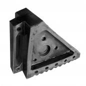 SH-R21 小型橡膠車輪塞<P>含把手-整體規格約:長19.5㎝*寬9.5㎝*高15㎝ ( 誤差±3% )<P>於小型車停止時置於輪胎前後防止滑行<P>重量約2KG