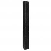SH-R61 橡膠護角  規格:主體橡膠材質,約100cm*10㎝*10㎝、厚度:1㎝ ( 誤差±3% )重約2.5kg