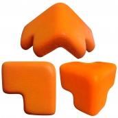 SH-PL60Y PU發泡軟質防護角(三通)<P>規格:主體PU發泡材質<P>L:10㎝、W:10㎝、H:10㎝、最厚度:1.7 ( 誤差±3% )顏色:黃/綠/紅,橘色少
