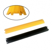 SH-P1013 線槽<br> PVC材質,規格約:100cm*13cm*2cm,槽寬4cm*高1cm