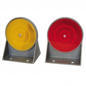 SH-D11B 鑄鋁反光導標 ( 土地公 ) <p>說明:主體鑄鋁材質;雙平面;可搭配紅/黃反光片