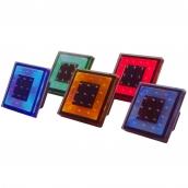 SH-DL72 太陽能地燈<br>  說明: 有多種顏色供選擇
