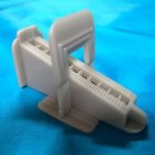 磁磚整平器組合<br> 磁磚間隙1mm使用白色<br> 磁磚間隙1.5mm使用灰色<br> 磁磚間隙2mm使用藍色<br>